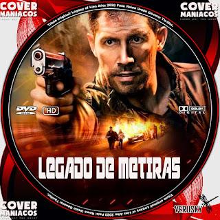 GALLETA LEGADO DE MENTIRAS - LEGACY OF LIES 2020[COVER DVD]