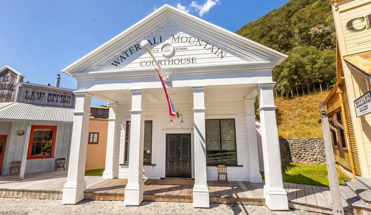 Nueva Zelanda, venden un pueblo entero al más puro estilo del Viejo Oeste 4