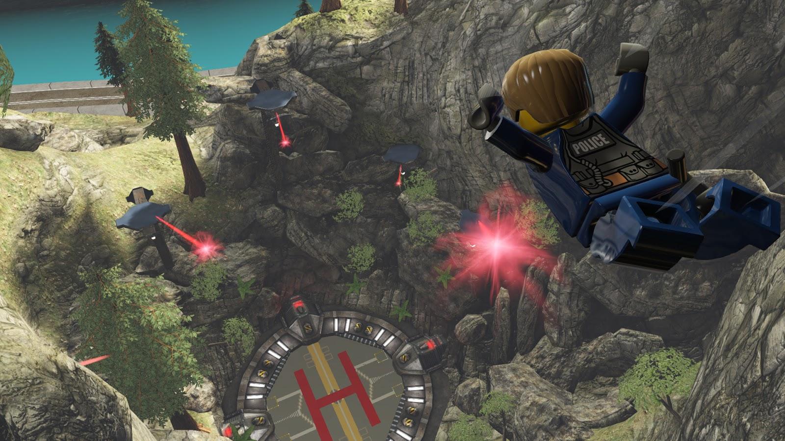 LEGO City Undercover ESPAÑOL PC Full + Update 2 (CODEX) + REPACK 4 DVD5 (JPW) 2