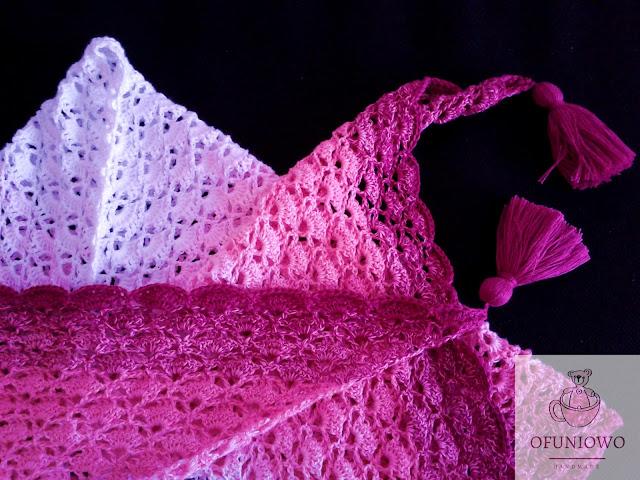 Bajeczna chusta - Ofuniowo