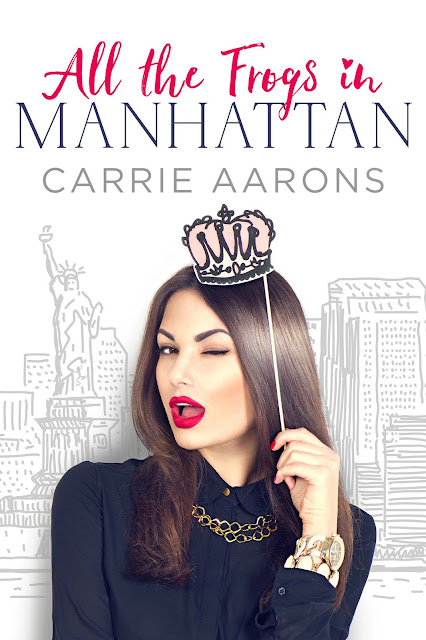 Image result for All the Frogs in Manhattan (Kindle Edition) by Carrie Aarons