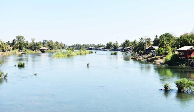 4000 islas, Laos