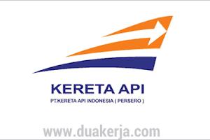 Rekrutmen PT Kereta Api Indonesia untuk SMA SMK Juni 2019