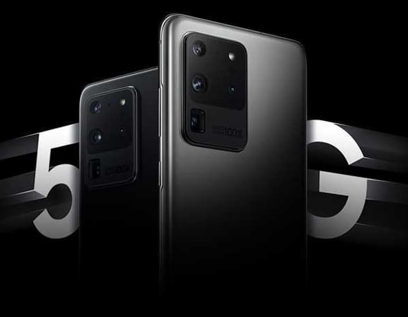 مواصفات هاتف Galaxy S20 Ultra من شركة سامسونج 2020