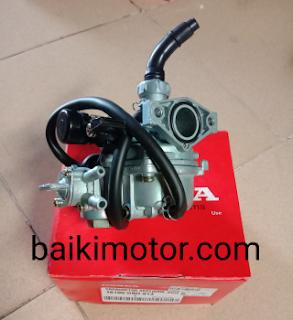 Video review carburetor baru Honda c70