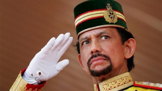 Sultan Brunei Doakan Presiden Jokowi Dan Rakyat Indonesia Selalu dalam Lindungan Allah