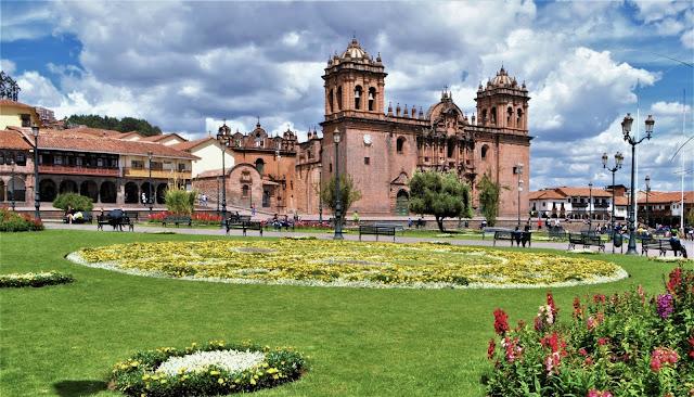Cusco Plaza de Armas por libre