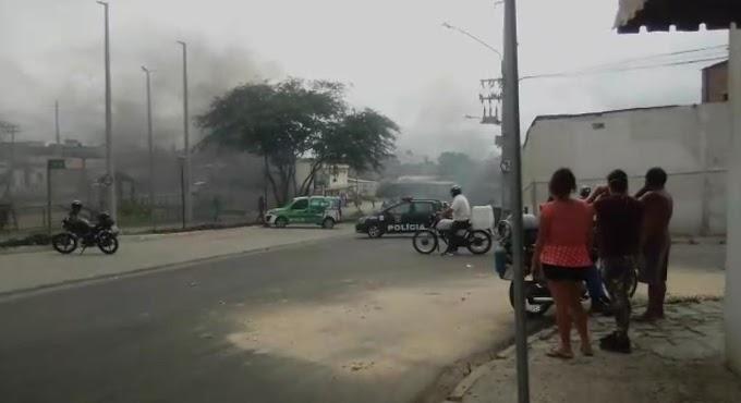 Moradores terão 10 dias para desocupar casas próximo a Via-parque em Caruaru. A ação foi movida pela prefeitura