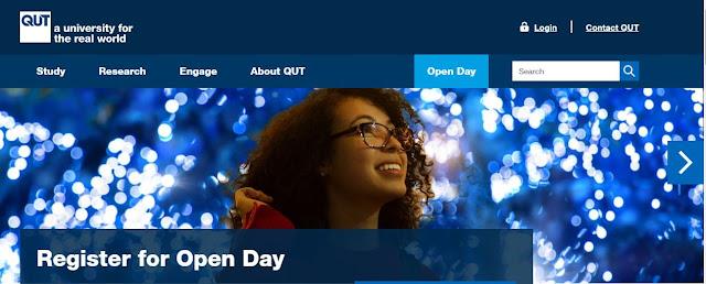 QUT School of Accountancy Accelerate International Scholarship 2019 in Australia - BivashVlogs