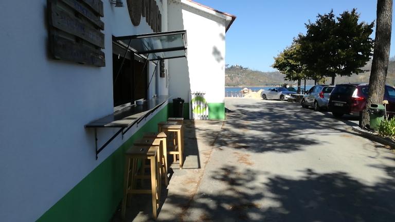 Maven Café exterior