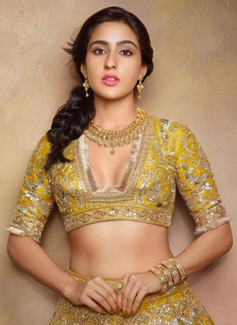 Sara Ali Khan New actress  HD Wallpapers