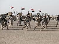 Irak Lancarkan Serangan Kepada Kelompok Teroris Daesh