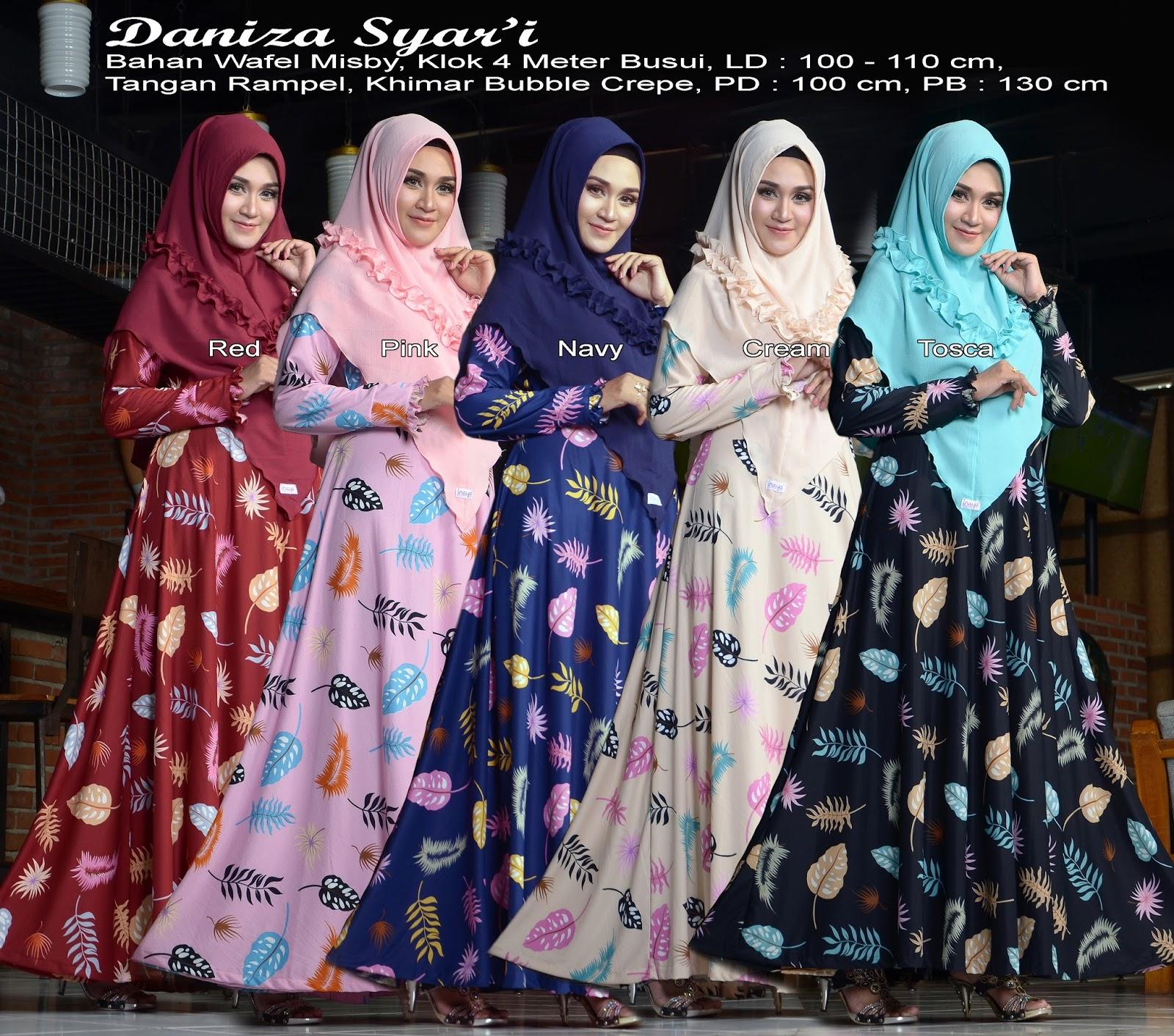 Distributor Busana Muslim Sidoarjo 8849ca8540