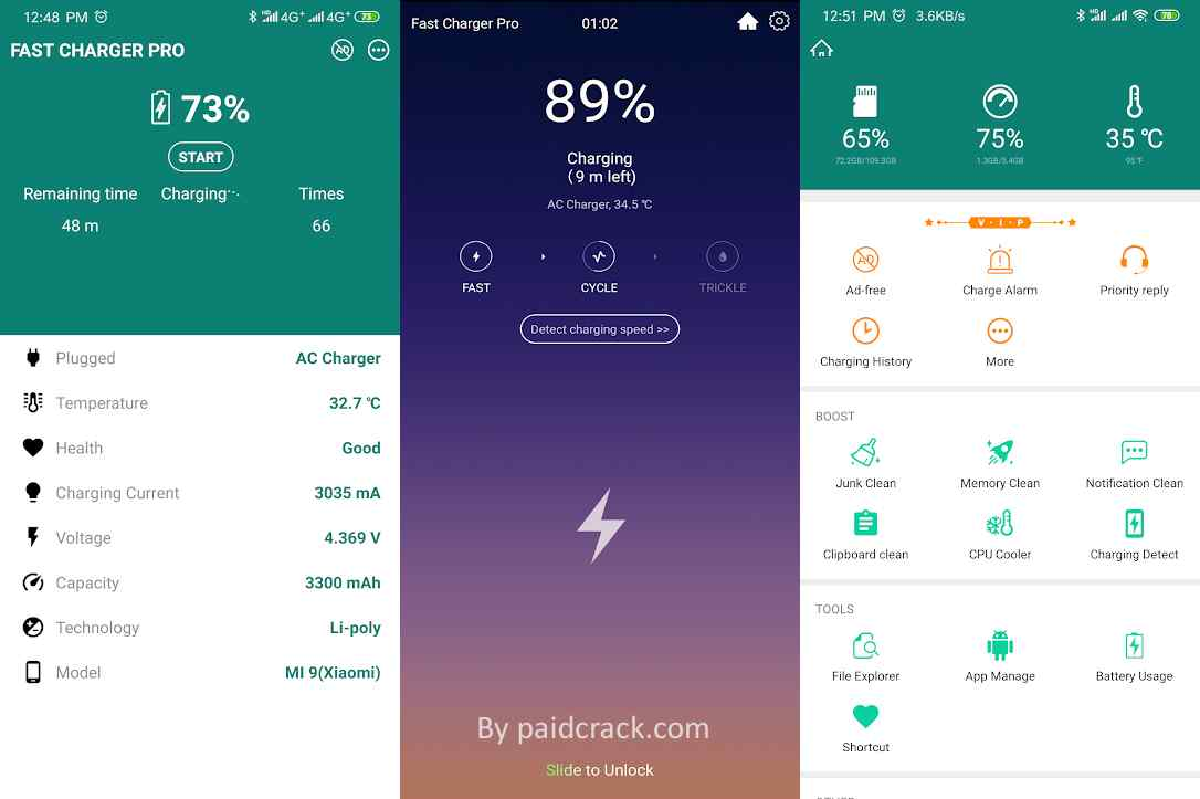 Fast Charging Pro VIP Mod Apk 5.7.33 [Latest]