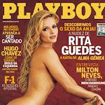 Rita Guedes pelada fotos playboy 1