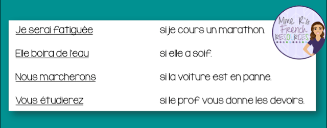 Hands-on practice makes French si clauses so much more fun and easy to understand.