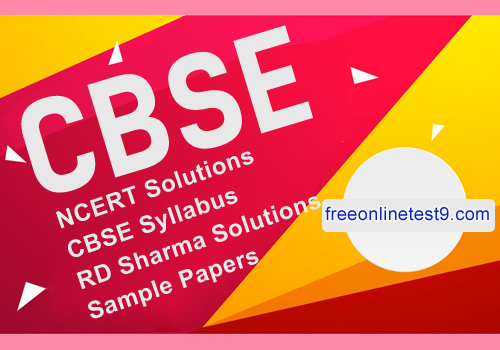 NCERT Solutions, RD Sharma Solutions, textbook solutions, CBSE sample papers