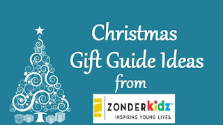 zonderkidz holiday banner