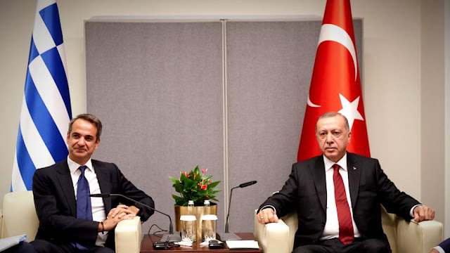 Ο μεγάλος εκβιασμός του Ερντογάν και η ατολμία του Μητσοτάκη