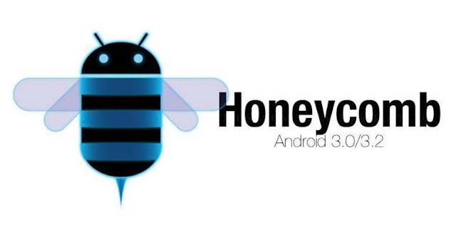 Android v3.0 – v3.2 Honeycomb