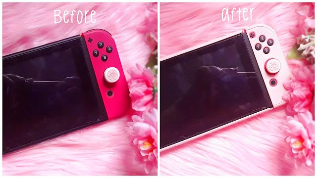 Geekshare Nintendo Switch Protective Case Reverie Wonderland