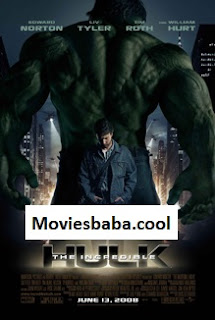 The Incredible Hulk (2008) Full Movie Dual Audio Hindi Blu-Ray 720p