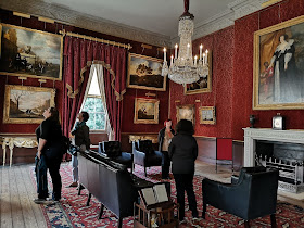 The dining room, Kenwood House (2019)