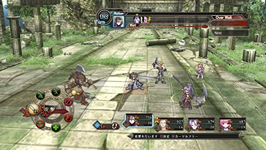 Agarest: Generations of War Zero Screenshot-1