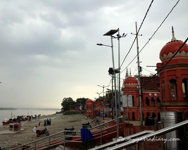 Parmat Ganga Ghat Anandeshwar Mandir Kanpur, Uttar Pradesh