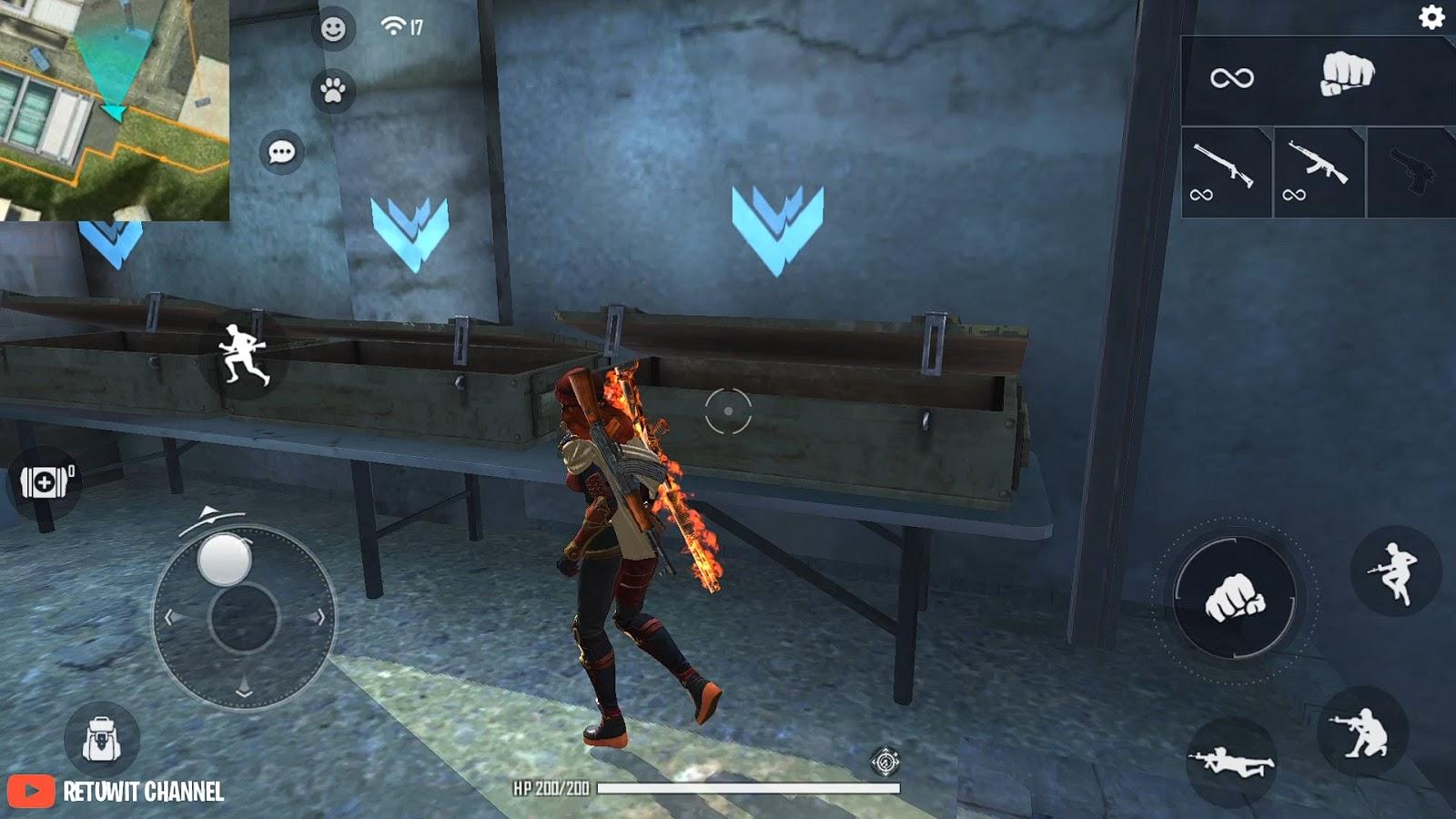 Gambar Logo Kill Free Fire Png Training Room Free Fire Ada Mode Kill Musuh Dan Revive Sendiri Retuwit