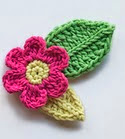 http://www.ravelry.com/patterns/library/flower--leafs