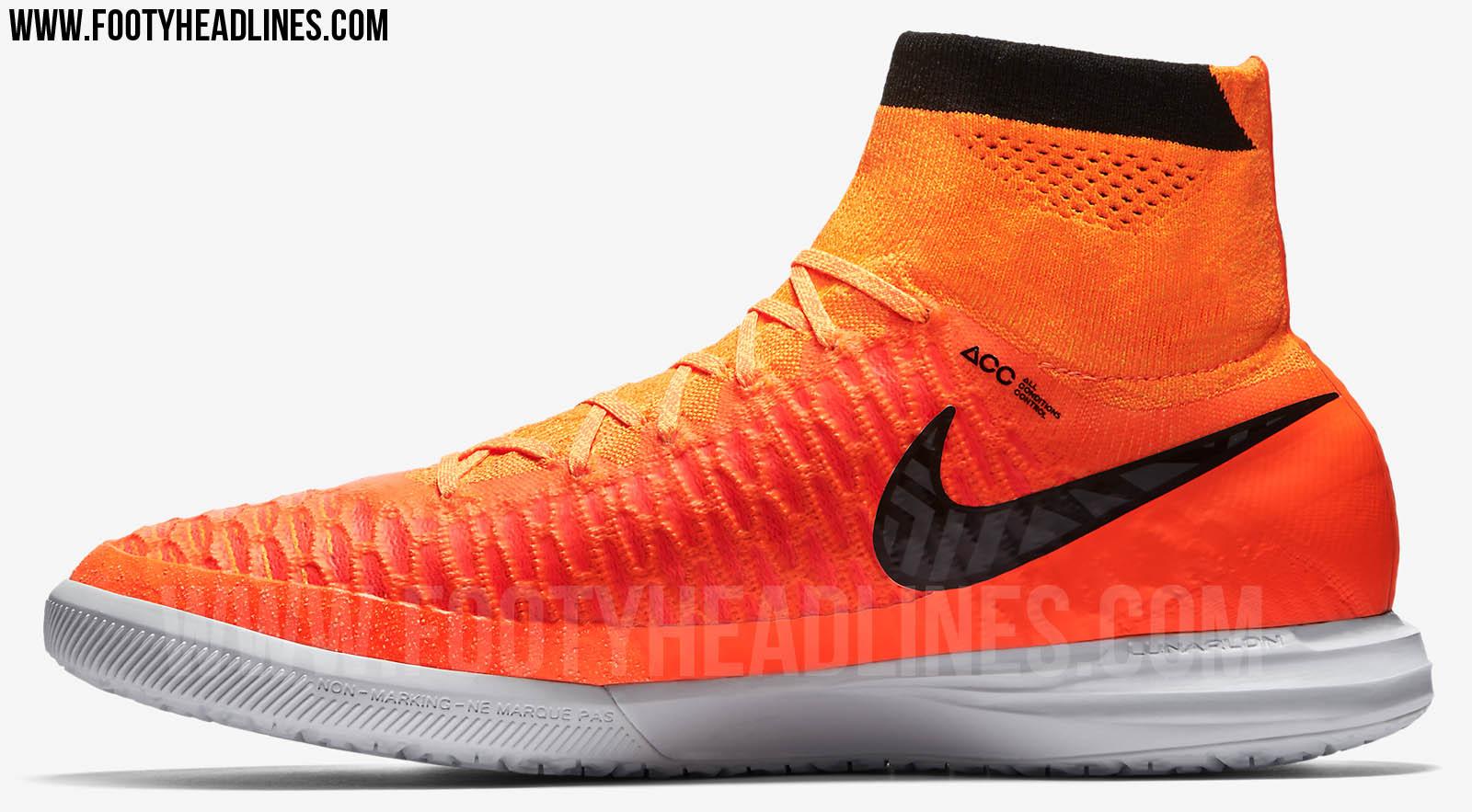 Orange Nike Magista X Proximo Boots Released - Footy Headlines