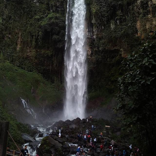 Grojokan Sewu - Tempat Wisata di Jawa Tengah