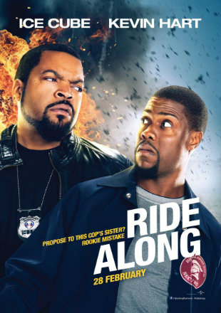 Ride Along 2014 BRRip 720p Dual Audio In Hindi English