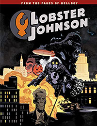Lobster Johnson: Get the Lobster