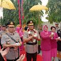 Tradisi Farewell Warnai Acara Pisah Sambut Kapolda Riau