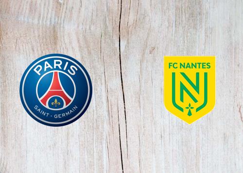 PSG vs Nantes Full Match & Highlights 4 December 2019