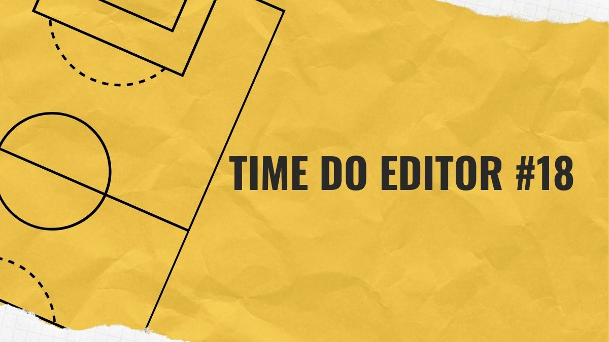 Time do Editor #18 - Cartola FC 2020