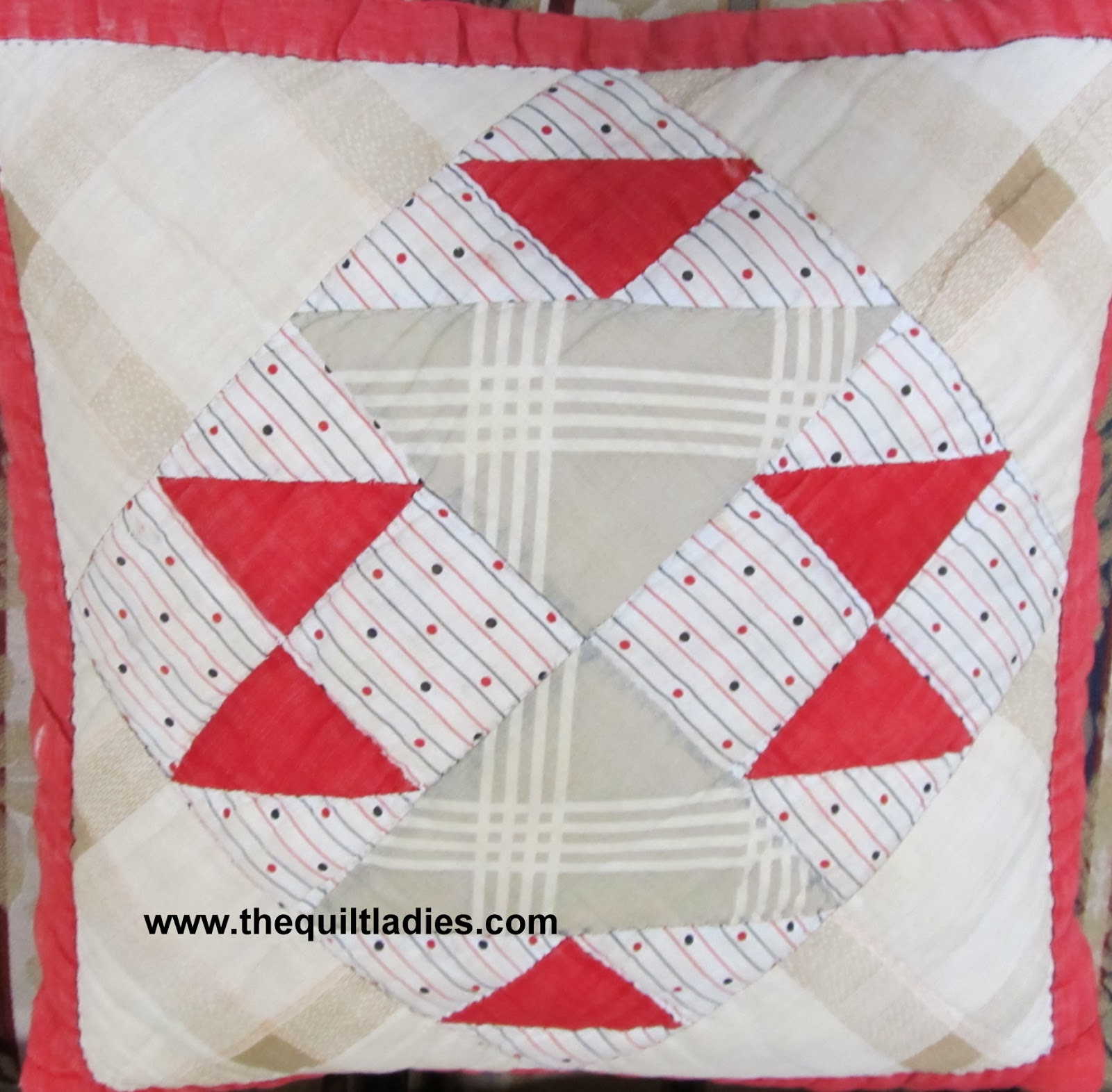 quilt pattern pillow