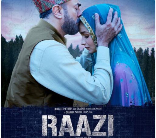 Bollywood Celebrity Views on Movie trailer Raazi, Alia Bhatt and Vicky Kaushal