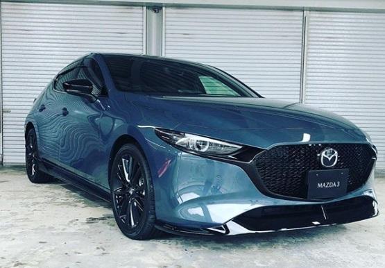 All New Mazda 3 Desain dan review