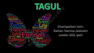 PdP Kreatif dengan Tagul