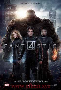 مشاهدة فيلم Fantastic Four 2015 مترجم