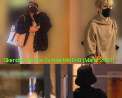 kasus skandal yokono sumire nmb48 graduation