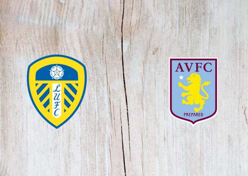 Leeds United vs Aston Villa -Highlights 27 February 2021