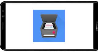 تنزيل برنامج Mobile Doc Scanner Patched mod premium مدفوع مهكر بدون اعلانات بأخر اصدار من ميديا فاير