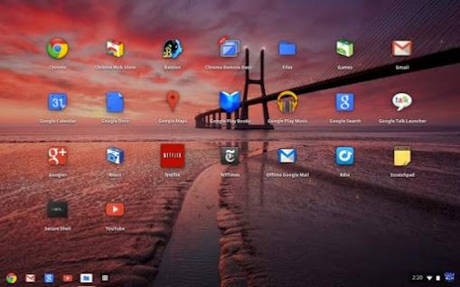 Tips Aman Menggunakan Chrome OS Yang Diklaim Lebih Aman Dibanding Windows OS