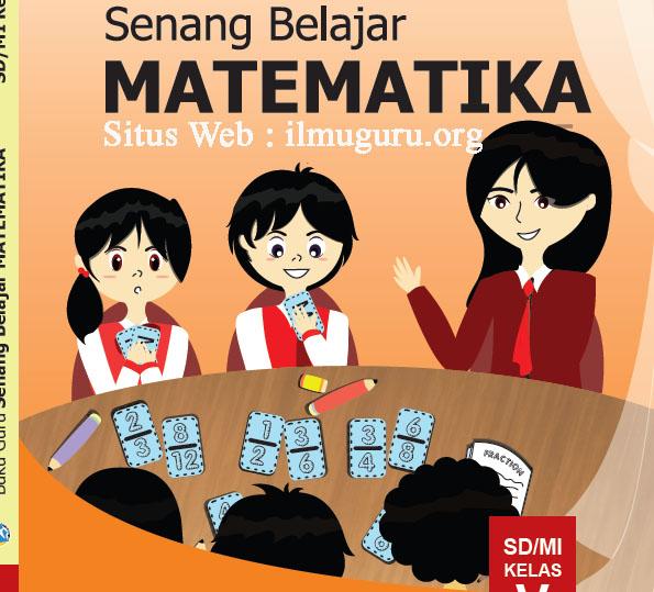 Buku Tematik Kelas 5 Mapel Matematika