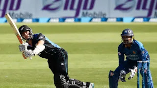 New Zealand vs Sri Lanka 4th ODI 2015 Highlights