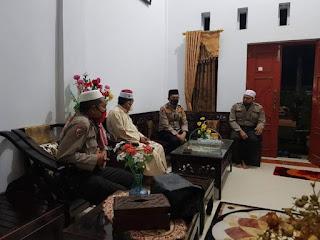 Kapolres Bone Silaturahim Perdana Dengan Ketua NU Bone